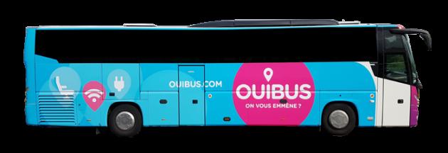 Ouibus Cars Farouault VDL Futura