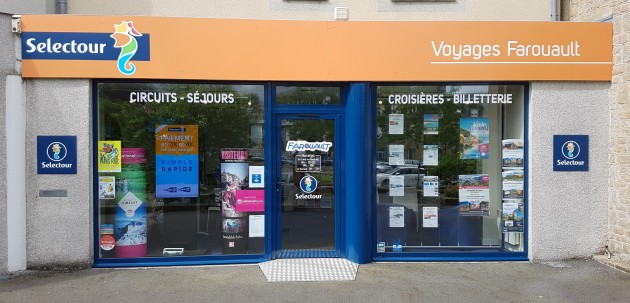 Voyages Farouault Avranches